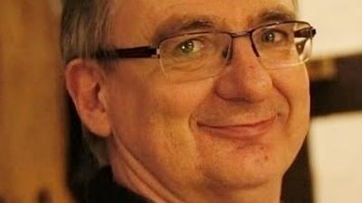 Ein Porträt-Foto von Dr. Martin Griepentrog