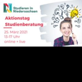 Werbemittel Studieren in Niedersachsen