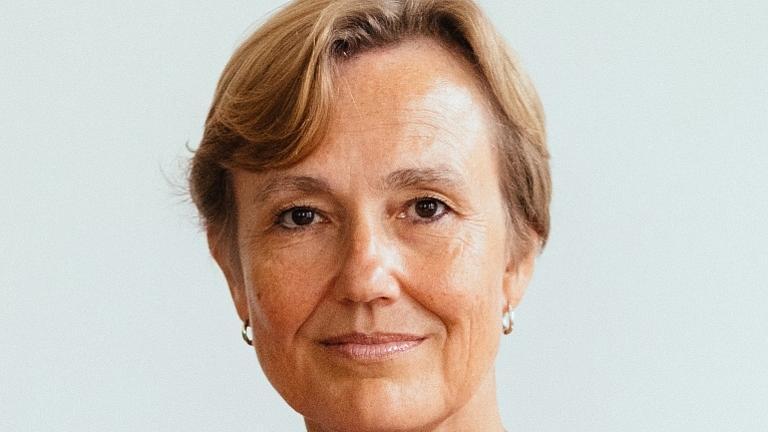 Ein Porträt-Foto von Anka Feldhusen