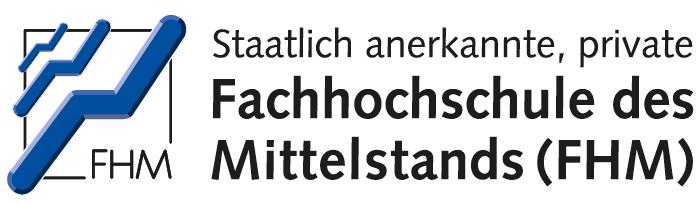 Logo von Fachhochschule des Mittelstands (FHM)
