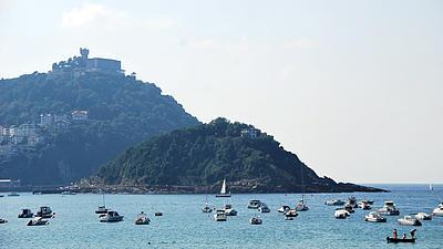 Foto von Donostia-San Sebastian.