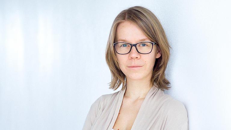 Ein Porträt-Foto von Franziska Brändle