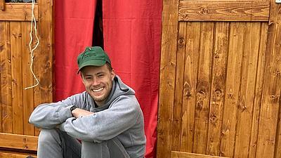 Ein Porträt-Foto von Jonas S.
