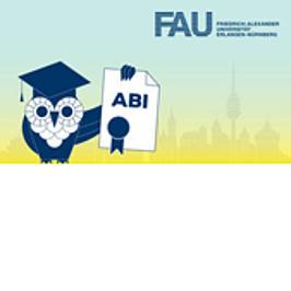Werbemittel der Friedrich-Alexander-Universität Erlangen-Nürnberg