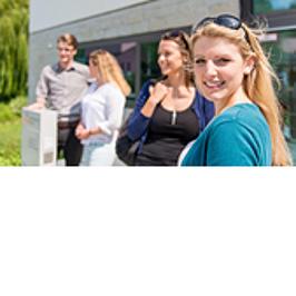 Werbemittel der Universität Passau