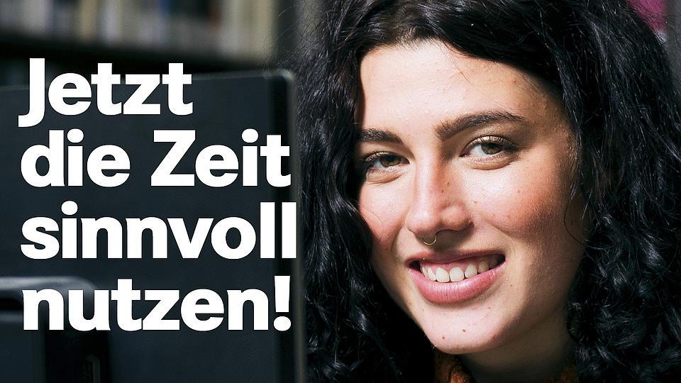 Jetzt die Zeit sinnvoll nutzen! Mit dem Notfall-Kit von studienwahl.de