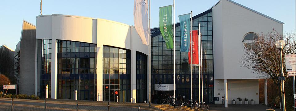 Der Campus der Universität Witten-Herdecke.
