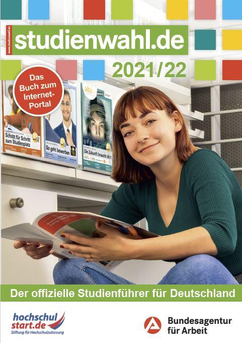 Studienwahl 2021/2022 Buchcover