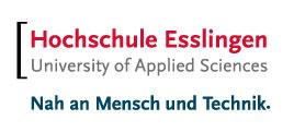 Logo von Hochschule Esslingen <br>University of Applied Sciences</br>
