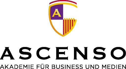 Logo von ASCENSO Akademie für Business und Medien