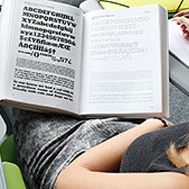 Werbemittel der Hochschule für Kommunikation und Gestaltung BW