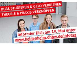 Werbemittel DHBW