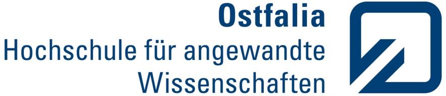 Logo von Ostfalia Hochschule für angewandte Wissenschaften