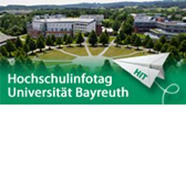 Werbemittel der Universität Bayreuth