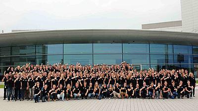 SAP Ausbildungsjahrgang 2014
