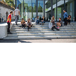 Werbemittel der Hochschule für Kommunikation und Gestaltung