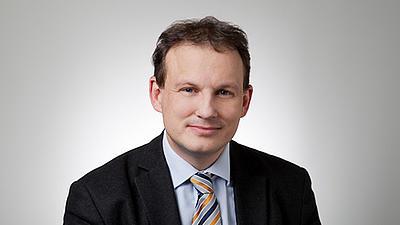 Foto von Prof. Stefan Höft.