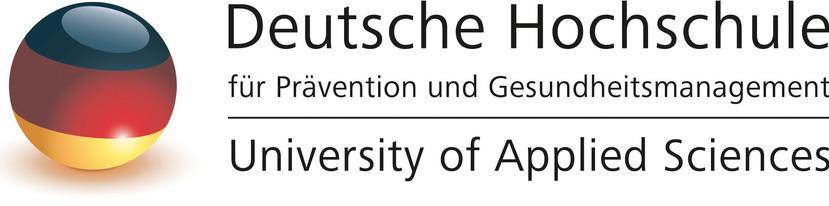 Logo von Deutsche Hochschule für Prävention und Gesundheitsmanagement