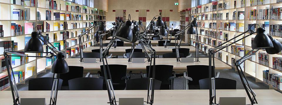 Bibliothek der Hochschule Ansbach