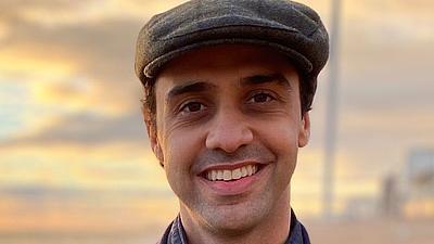 Ein Porträt-Foto von Raul