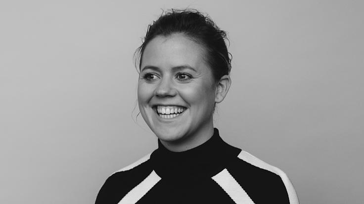 Ein Porträt-Foto von Viktoria Rebensburg