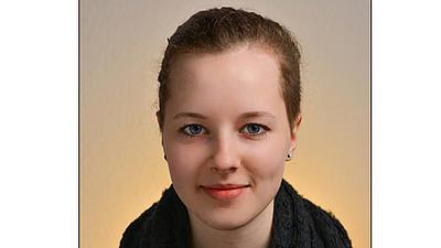 Ein Bild der Studentin Kristin Lange