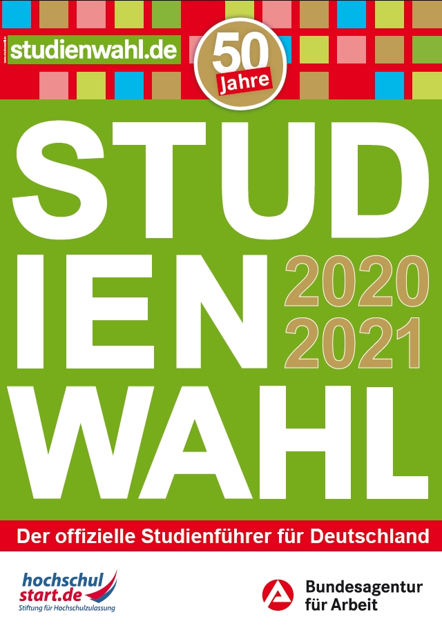 Studienwahl 2020/2021 Buchcover